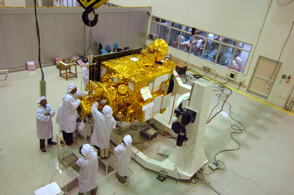 Chandrayaan Launched